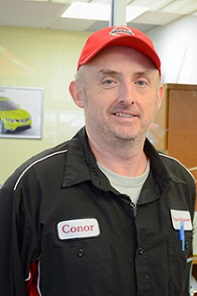 Conor Coughlan