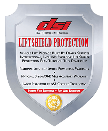 Lift shield Protection