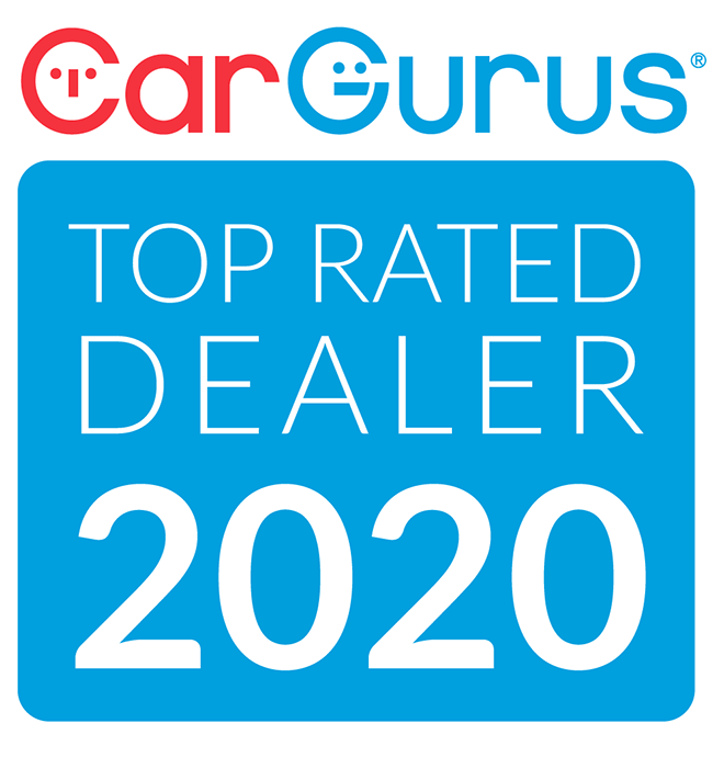 Car Gurus Top Rated Dealer 2018.